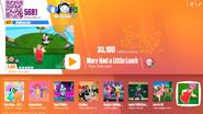 Kidsmaryhadalittlelamb jdnow menu updated