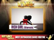 Richgirlalt jd award