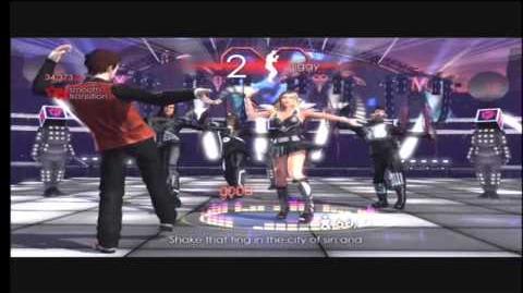 Black Eyed Peas Experience Hey Mama Routine