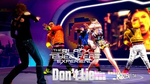 Don't Lie - The Black Eyed Peas Experience (Xbox 360)