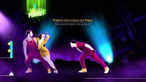 Gimme! Gimme! Gimme! (A Man After Midnight) (On-Stage) - Just Dance 2014