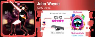 JohnWALT M617Score