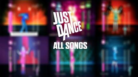 Just Dance - All 32 Songs!