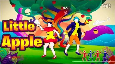 Just Dance China 2015 Little Apple Gameplay HD