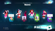 Macarena jd2015 coachmenu camera