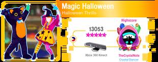 MagicHalloweenKids M617Score