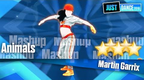 Animals - Mashup Just Dance 2016