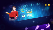 Dancedebakoon score
