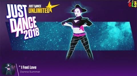 I Feel Love - Just Dance 2018