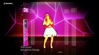 Just Dance 1 Hot n Cold, Katy Perry