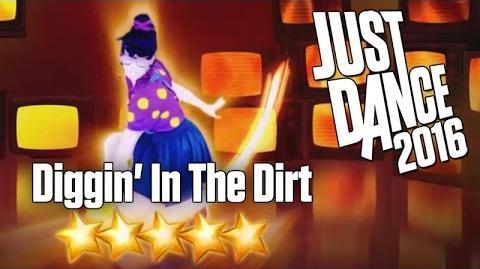 Just Dance 2016 - Diggin' In The Dirt - 5 stars