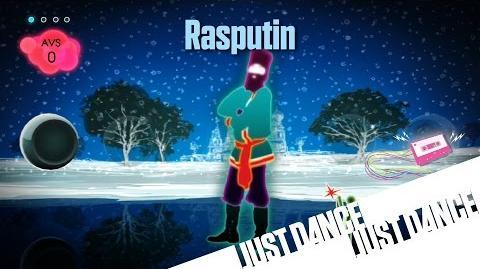 Just Dance 2 - Rasputin