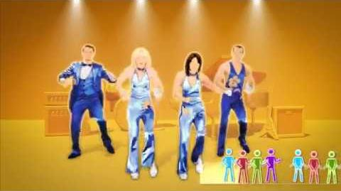 Just Dance Unlimited - ABBA - Mamma Mia
