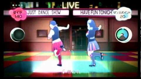 Just Dance Wii(JPN) - AKB48 ヘビーローテーション