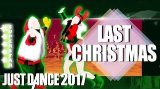 Last Christmas - Just Dance 2017
