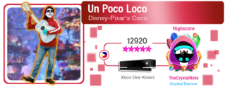 PocoLoco M617Score