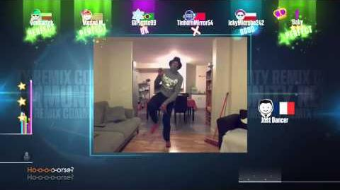 The Fox (What Does the Fox Say?) (Community Remix) - Just Dance 2015