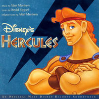Hercules soundtrack cover