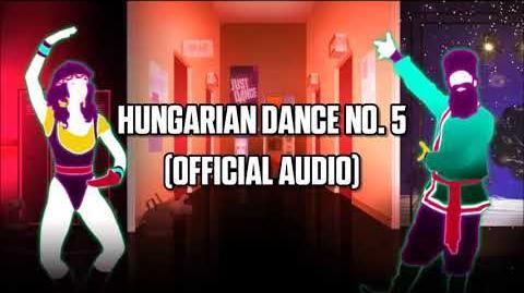 Hungarian Dance No