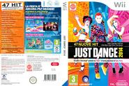 JD2014 wii italianfullcover