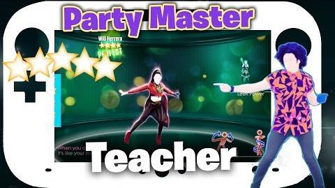 Just Dance 2016 - Teacher - -Party Master- - 5* Stars