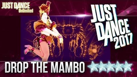 Just Dance 2017 Drop The Mambo by Diva Carmina - 5 stars