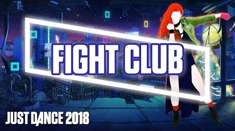 Just Dance 2018- Fight Club by Lights - Official Track Gameplay -US-