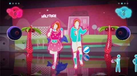 "Just Dance 2 ""Barbie Girl"" (Aqua Cover) - HQ Choreography"