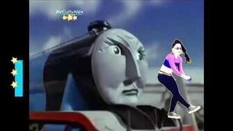 Just Dance FanMade - Thomas the Tank Engine Theme Song (Mashup)