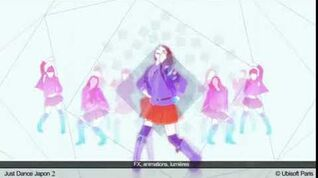 Just Dance Wii 2 - Beginner by AKB48 BETA
