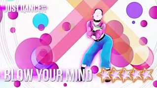 Blow Your Mind (Mwah) - Just Dance 2018