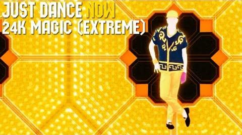 Just Dance Now - 24K Magic (Extreme)