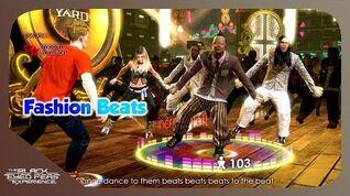 Fashion Beats - The Black Eyed Peas Experience (Xbox 360)
