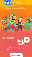Halloweenquat jdnow coachmenu phone 2017