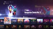 Hungariandance jd2016 menu