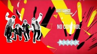 Just Dance 2017 (Unlimited) No Control