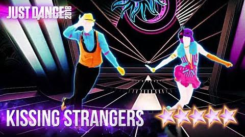 Just Dance 2018 Kissing Strangers (Alternate) - 5 stars