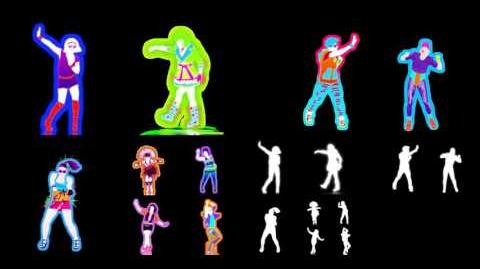 Just Dance 4 Extract Mr