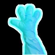 Machine ufo hand