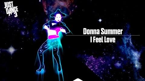 I Feel Love - Just Dance 3 (Xbox 360 graphics)