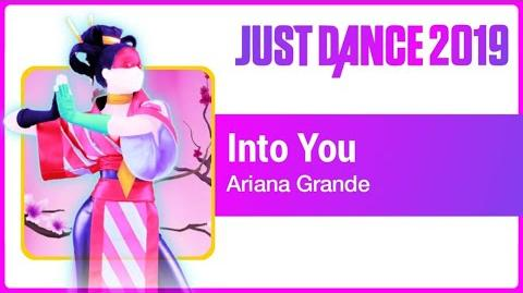 Into You - Just Dance 2019