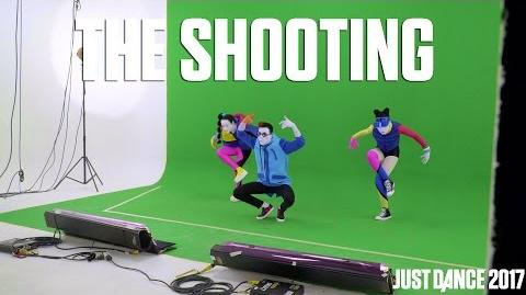 Just Dance 2017 4 Episode Shooting - Making of a Just Dancer