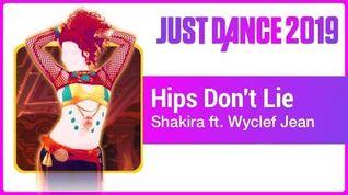 Just Dance 2019 (Unlimited) Hips Don't Lie