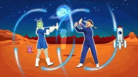 "Just Dance Kids 2014 ""Interstellar Simon"""