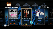 Shewantstomove hiphop menu wii