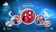 Whyowhy jdsp menu