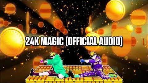24K Magic (Official Audio) - Just Dance Music