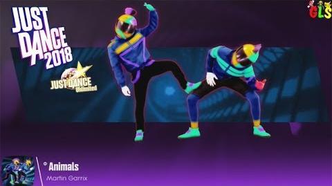 Animals - Just Dance 2018