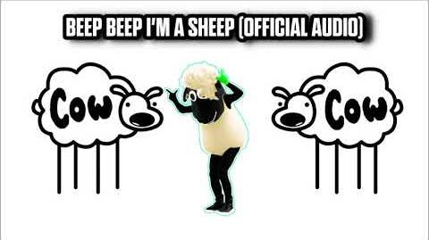 Beep Beep I'm A Sheep (Official Audio) - Just Dance Music