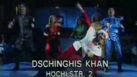 Dschinghis Khan - Moskau